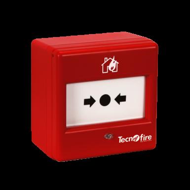 Pulsante antincendio