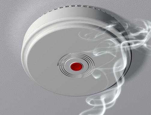 Sensore antincendio